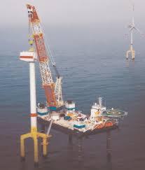 jb 115 offshore wind vessels