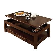 Coffee Tables For Small Spaces by 12 Best Convertible Coffee Table To Dining Table Transforming