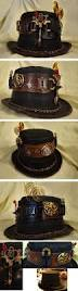 party city halloween crafts steampunk leather top hat