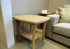 campaign lamp table donaldsons furnishers