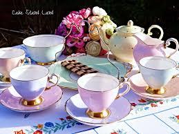 vintage tea set vintage cake stands vintage tea sets possible presents for