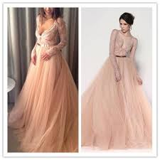blush wedding dress with sleeves pin by on my wedding 3 3 blush blush