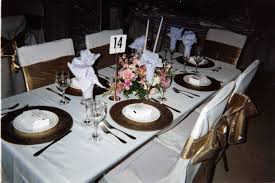 table setup glenwood party rental the one in party rental