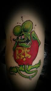 cspeer ratfink tattoo u2013 walker stalker con
