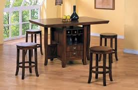 counter height dining table with storage best attractive kitchen tables bar height residence remodel black