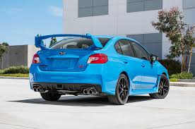 green subaru wrx 2016 subaru brz wrx sti get limited series hyperblue trim