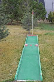 right in your own backyard go mini golfing right in your own backyard this father s day