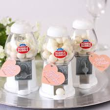 candy wedding favors mini classic gumball machines candy wedding favors favors and