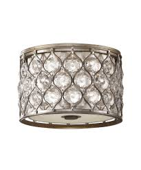 murray feiss fm355 lucia 12 inch wide flush mount capitol