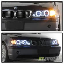 2005 bmw 325i 2002 2005 bmw e46 3 series 4 door sedan led ccfl projector