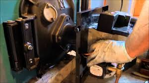 black smoke coming out of chimney oil smell in basement youtube