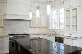 glass door built in fridge white ceramic tile floor kitchens glass door built in fridge white ceramic tile floor kitchens granite countertops white tile backsplash square