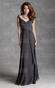 gray bridesmaid dress chiffon grey beautiful bridesmaid dresses bnnaj0047 sheindressau