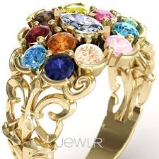 design a mothers ring 53 best mothers day ring images on rings
