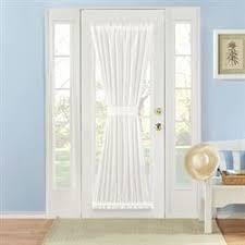 Sheer Door Curtains Patio Door Curtain Panels Touch Of Class