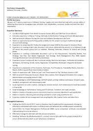 Best Vmware Resume by Siva Kumar Karuppapillai Qa Cv