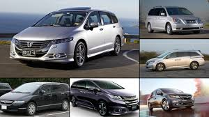 honda odyssey all years and modifications with reviews msrp