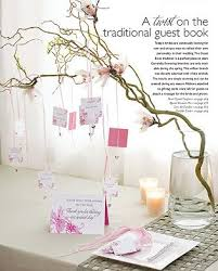 wedding wishes book wedding guest book alternatives