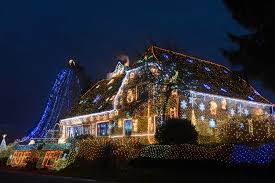 best christmas lights in chicago diy spectacular home christmas lights displays exterior outdoor