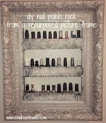 diy nail polish rack album on imgur