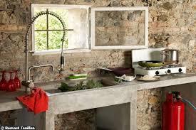 cuisine jardin j ai créé la maison de mes rêves summer kitchen kitchens and