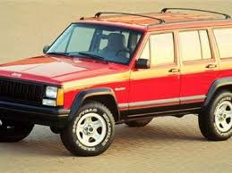 jeep cherokee xj 1988 1989 1990 1991 1992 service manuals car