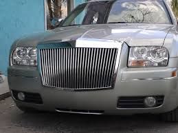 ornament grill combo help chrysler 300 forum