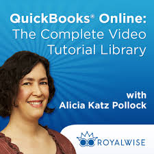 online tutorial library quickbooks online the complete video tutorial library royalwise