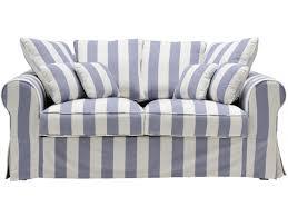 sofa stoffe kaufen 2 sitzer sofa stoff clara blau weiß günstig kaufen i möbel