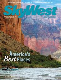 skywest magazine by j budell issuu