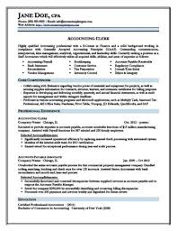 Accounting Job Resume Sample by Chartered Accountant Resume Accounting Resume Samples