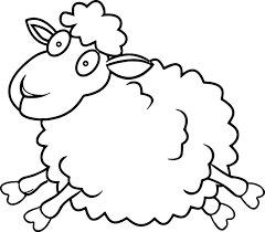 awesome sheep coloring pages wecoloringpage pinterest sheep