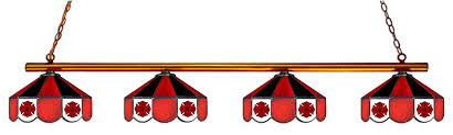 Billiard Light Fixtures Fire Dept Pool Table Billiard Lamps