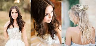 coiffure mariage cheveux lach s les coiffures tendance pour votre mariage