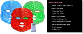 benefits of light therapy is photorejuvenation
