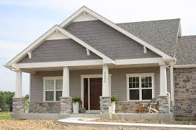gable contrast siding shingle siding exterior house colors