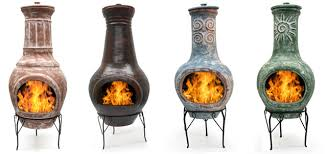 Garden Chiminea Sale Patio Fire Pits Willard And May Outdoor Living Blog