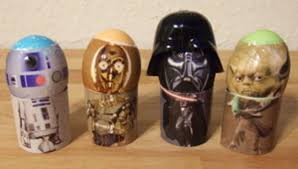 Decorating Easter Eggs Superheroes by Geeky Easter Eggs 15 Pics Izismile Com