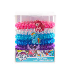 bobbles hair my pony coloured coiled hair bobbles s