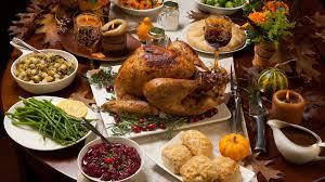 myrtle restaurants serving thanksgiving dinner