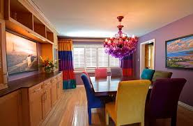 colorful dining table 23 unique dining room table designs