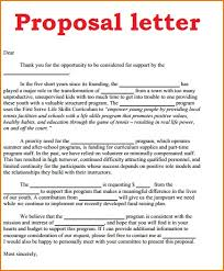 plan proposal template