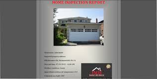 house inspection report sample home inspection report toronto markham mississauga areas which are covered under a home inspection report sample