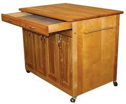 amazon com catskill craftsmen butcher block workcenter plus amazon com catskill craftsmen butcher block workcenter plus kitchen islands carts