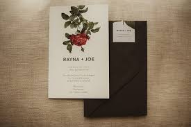 wedding invitations kilkenny how a wedding planner gets hitched rayna joe onefabday