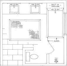 modern bathroom floor plans excellent bathroom floor plan bathroom floor plan bathroom floor