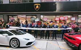 lamborghini ceo the ceo of lamborghini shares what it means to be part of the