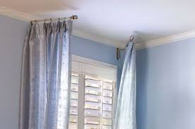 themed curtain rods swing arm curtain rod brackets design rods antique leaf 1antique
