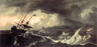 file ludolf bakhuizen ships running aground in a storm
