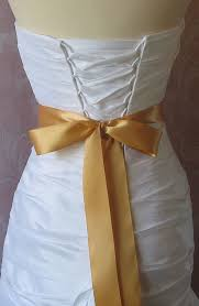 wide satin ribbon antique gold satin ribbon 1 5 inch wide ribbon